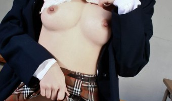 Airi NakajimaTakes Cumshot on Her Boobs After Hardcore Fucking